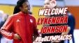 Ξανά στον Ολυμπιακό η Τζόνσον