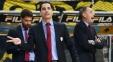 Σφαιρόπουλος: «Δεν είχαμε καθαρό μυαλό, δεν ξέρω αν θα έχουμε Πρίντεζη-Μιλουτίνοφ στη Γερμανία»